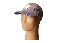 Life Is Good Tattered Beachwash Chill Cap Smoky Grey Caps Gray