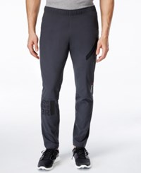 Reebok Men's Woven Track Pants Grey