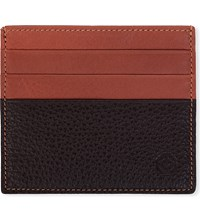 Montegrappa Leather Credit Card Holder