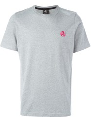 Paul Smith Ps By Round Neck T Shirt Grey