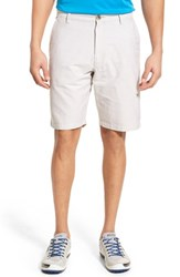 Men's Cutter And Buck 'Bristol' Oxford Shorts British Tan
