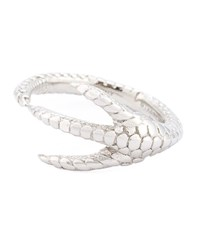 Givenchy Rooster Leg Ring Silver