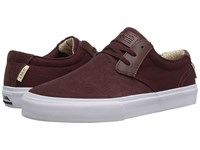 Lakai M.J. Mahogany Suede Men's Skate Shoes