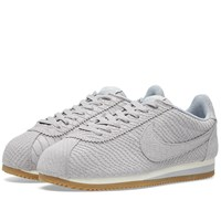 Nike Classic Cortez Leather Premium Grey