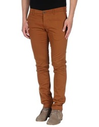 J.W. Tabacchi Casual Pants Brown
