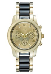 Ichi A Teen Watch Goldcoloured