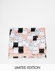Paul And Joe Limited Edition Compact Case Cats