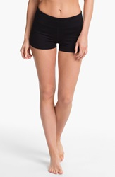 Zella 'Haute' Slim Fit Shorts Black