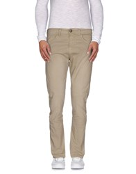 Individual Trousers Casual Trousers Men Grey