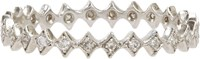 Cathy Waterman Stackable Band Colorless