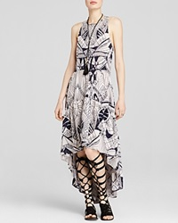 Free People Dress La Mar Tea Combo