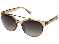 Steve Madden Jacqueline Brown Fashion Sunglasses