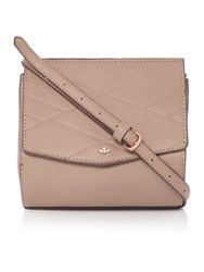 Nica Mina Neutral Cross Body Bag Neutral