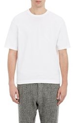 Tomorrowland Boxy T Shirt White