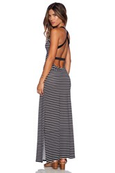 Blue Life Sexy Maxi Dress Black