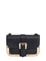 Red Valentino Star Grained Leather Bag