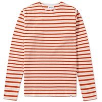 Norse Projects Long Sleeve Godtfred Compact Tee Orange