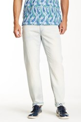 Robert Graham Invisible Ink Woven Jean Blue