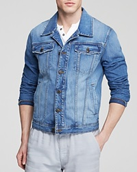Joe's Jeans Revival Denim Jacket Bloomingdale's Exclusive