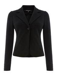 La Fee Maraboutee Plain Jacket Black