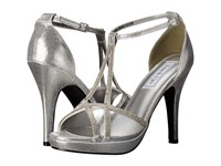 Touch Ups Harlow Silver Shimmer Women's Shoes
