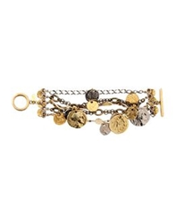 Miriam Haskell Bracelets Gold