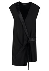Eleven Paris Tigrou Summer Dress Black