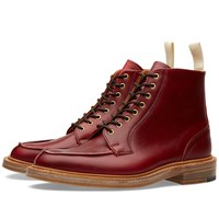 Trickers End. X Tricker's Lawrence Boot