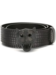 Philipp Plein 'Only' Belt Black