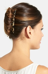 L. Erickson Handcrafted French Twist Comb Ivory Tokyo