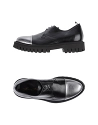 Bruno Bordese Lace Up Shoes Black