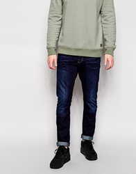 G Star G Star Jeans 3301 Tapered Fit Dark Aged Dkaged