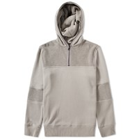 Helmut Lang Combo Pullover Hoody Grey