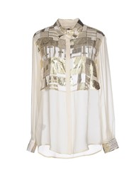 Space Style Concept Shirts Shirts Women Ivory