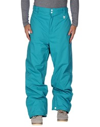 Billabong Trousers Casual Trousers Men Turquoise