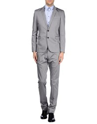 Messagerie Suits And Jackets Suits Men Grey