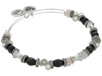 Alex And Ani United Nightfall Rafaelian Silver Bracelet