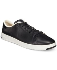 Cole Haan Grand Pro Tennis Lace Up Sneakers Women's Shoes Black