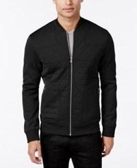 Inc International Concepts Men's Roman Lightweight Quilted Jacket Only At Macy's Black