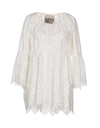 Axara Paris Shirts Kaftans Women Ivory