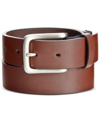 Club Room Men's Belt Only At Macy's Tan
