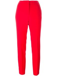 Msgm Slim Fir Tailored Trousers