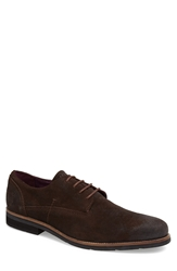 Blackstone 'Am 05' Plain Toe Derby Ebony