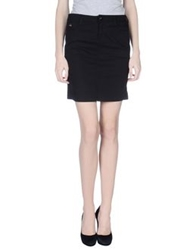 Nero Giardini Mini Skirts Black