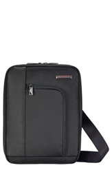 Briggs And Riley 'Verb Link' Crossbody Bag Black