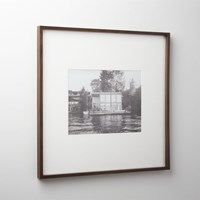 Cb2 Gallery Walnut 11X14 Picture Frame