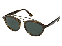 Ray Ban Rb4257 53Mm Havana Frame Dark Green Lens Fashion Sunglasses Brown