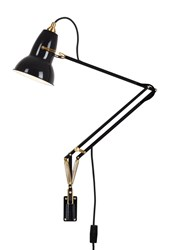 Anglepoise Original 1227 Giant Brass Wall Mounted Lamp