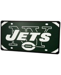 Stockdale New York Jets Printed License Plate Green