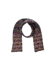 Marc By Marc Jacobs Oblong Scarves Steel Grey